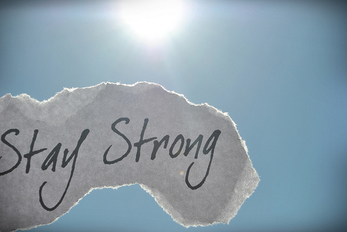 Keep the Strength – Part 1&2 Stay-strong